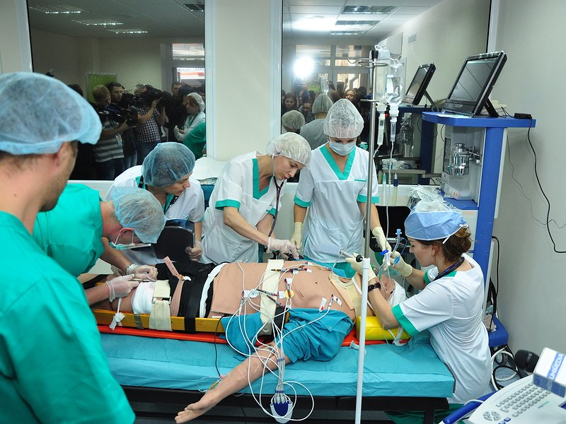 The operating theatre at CUSIM